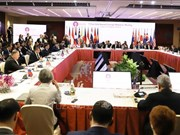 Sommet d'Asie de l'Est : les ministres des Affaires étrangères se réunissent