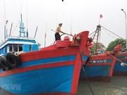 La tempête Wipha devrait toucher la zone maritime de Quang Ninh - Hai Phong