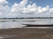 Thaïlande : le niveau du Mékong est en hausse mais reste très bas