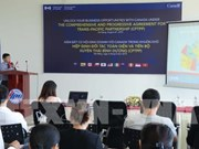 Promotion des opportunités d'affaires entre la ville de Da Nang et le Canada