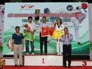 Tournoi international de taekwondo Hong Bang à Da Nang