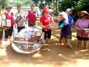 Crues: La CRV accorde des aides d'urgence aux victimes à Tay Nguyen et au Sud