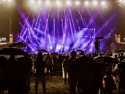 Des artistes vietnamiens et étrangers brillent sur la scène de Monsoon Music Festival 2019