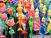 Xuân La, le village des figurines en pâte de riz gluant