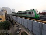 Mise en service de la ligne ferroviaire Cat Linh-Ha Dong