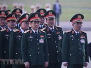 13e Congrès national : les dirigeants rendent hommage au Président Hô Chi Minh