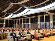 La première conférence du leadership bouddhiste Vietnam-Laos-Cambodge