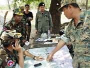 Le Cambodge n'autorisera pas de base militaire étrangère sur son sol
