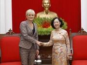 Le Vietnam privilégie le développement des liens avec l'Allemagne