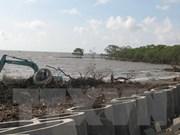 La planification de l'espace maritime et l'amélioration de l'écosystème côtier du delta du Mékong