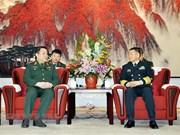 Vietnam-Chine : renforcement de la coopération entre les deux armées
