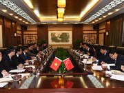 Le Vietnam et la Chine approfondissent leur coopération agricole