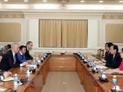 Ho Chi Minh-Ville promet de créer des conditions optimales pour les entreprises biélorusses