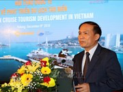 Le Vietnam cherche à accélérer le développement du tourisme de croisière