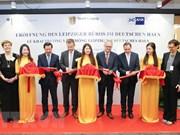 La ville allemande de Leipzig ouvre son bureau de représentation à Ho Chi Minh-Ville