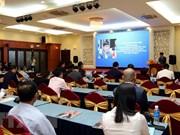 Ho Chi Minh-Ville dialogue avec des entreprises de Vietnamiens d'outre-mer