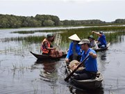 Dông Thap : ouverture de la Semaine du tourisme 2018