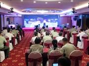 Garde-côtes : programme d'échange entre les jeunes officiers vietnamiens et chinois
