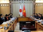 Le Japon, l'un des partenaires les plus importants de HCM-Ville