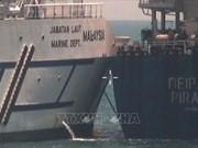 Singapour demande à la Malaisie de rappeler ses navires des eaux litigieuses