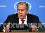 Le ministre russe des AE apprécie la coopération multiforme entre la Russie et le Vietnam