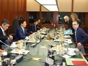 Le partenariat stratégique Vietnam-Allemagne entre dans une nouvelle phase de développement