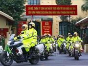 Sommet États-Unis-RPDC : la Police de Hanoï déploie le plan de protection