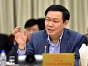Soutien de la définition d'une vision à long terme pour le Vietnam