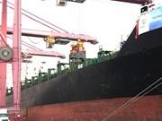 Ho Chi Minh-Ville accueille le plus gros porte-conteneurs