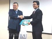Présentation de la stratégie de développement de l'économie maritime du Vietnam en Malaisie