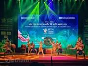 La Foire internationale du tourisme du Vietnam 2019 s'ouvre à Hanoï