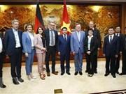 Formation professionnelle gratuite pour travailleurs vietnamiens en Allemagne