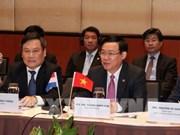 Vietnam et Pays-Bas favorisent la coopération entre les entreprises