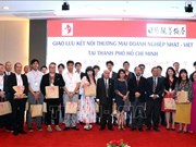 Renforcement des échanges commerciaux entre les entreprises vietnamiennes et japonaises