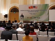 Automobiles : les entreprises malaisiennes étudient des opportunités d'investissement au Vietnam
