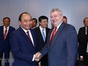 Le Premier ministre Nguyen Xuan Phuc reçoit le président du Parti communiste de Bohême et Moravie