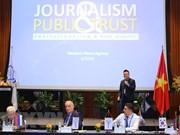 Des agences de presse étrangères parlent de l'OANA 44