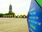 Des dirigeants arriveront au Vietnam pour le Vesak 2019