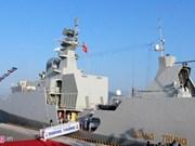 Un navire vietnamien participe à un exercice et une expo à Singapour