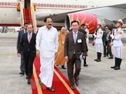 L'Inde s'engage à renforcer la coopération avec le Vietnam
