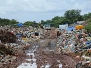 Colloque international sur la gestion des déchets solides