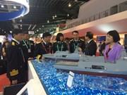 Défense maritime : le Vietnam participe au salon asiatique IMDEX 2019