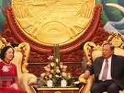 Préserver les relations spéciales Vietnam-Laos