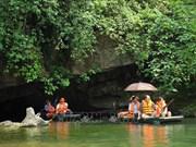 Le complexe paysager de Tràng An accueille près de 5 millions de touristes en cinq mois