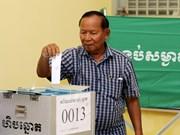 Cambodge : la NEC annonce les résultats des élections des conseils locaux