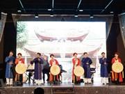 Préservation et valorisation des chants populaires Quan ho en République tchèque