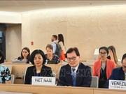 Conseil des droits de l'homme: discussion sur le droit des femmes et le changement climatique