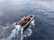 La Thaïlande propose au Vietnam de soutenir la recherche de ses cinq citoyens disparus en mer