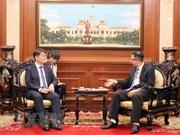 HCM-Ville souhaite renforcer la coopération multiforme avec la République de Corée