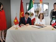 La 2e réunion du Comité mixte Vietnam-Mexique sur la coopération économique